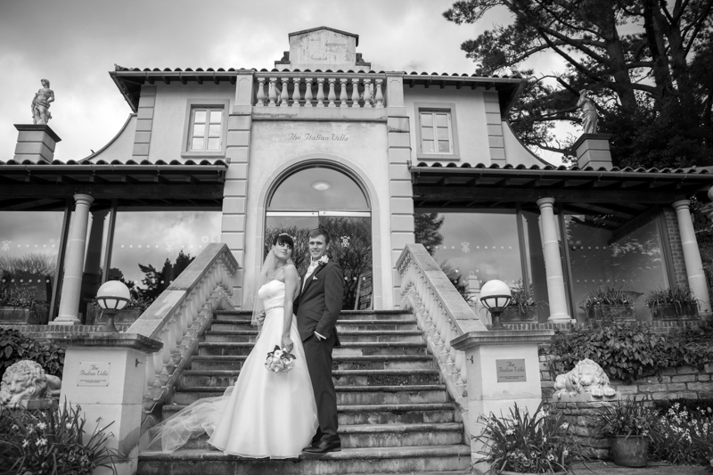Italian Villa wedding photography-109
