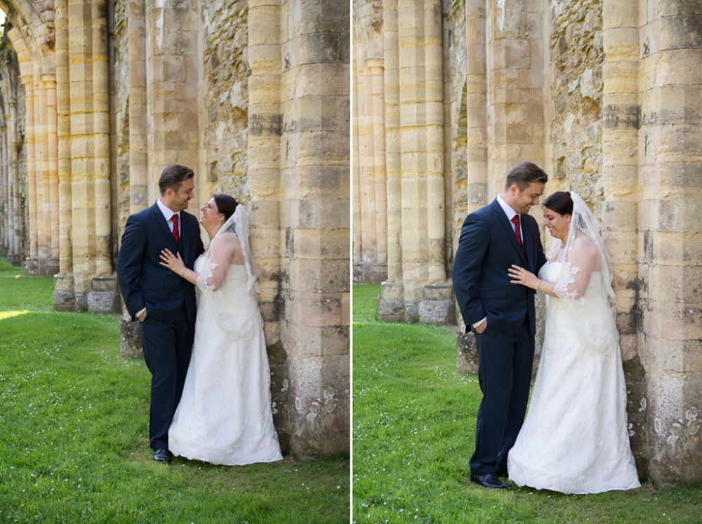 Southampton Netley Abbey wedding photography