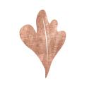 rose leaf icon image