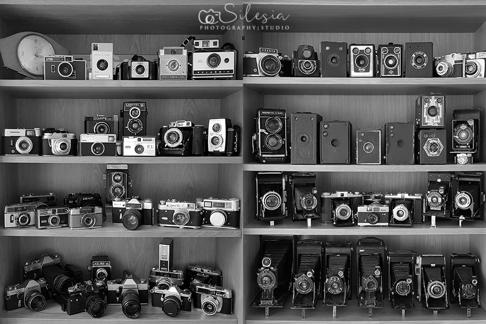 Vintage camera collection Bournemouth