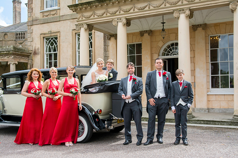 Upton House wedding