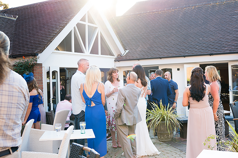 Orangery Suite Wimborne Wedding (174)